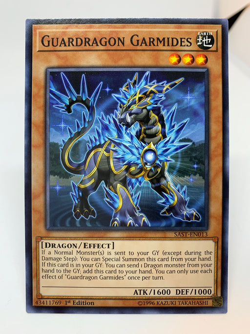 Guardragon Garmides / Common - SAST-EN013 - 1st