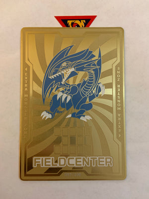 ORICA (Metal Field Center Card) - Blue-Eyes White Dragon 01