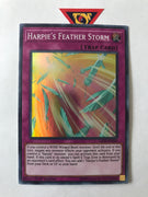 Harpie's Feather Storm / Super - LED4-EN000 - 1st
