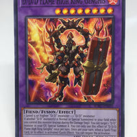 D/D/D Flame High King Genghis / Common - SOFU-EN095 - 1st