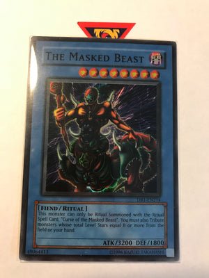 The Masked Beast / Super - DB1-EN214