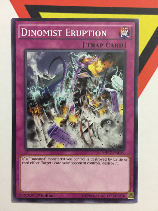 DINOMIST ERUPTION - COMMON - MP17-EN039 - 1ST