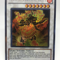 Ancient Flamvell Deity / Secret - HA04-EN056