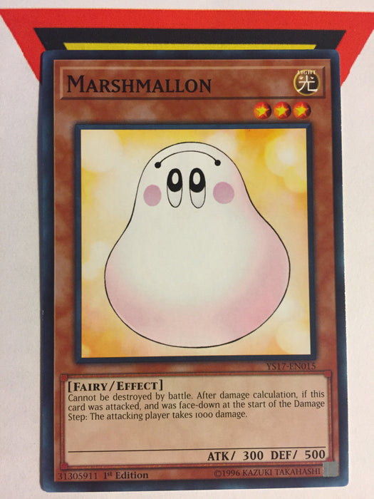 MARSHMALLON - COMMON - VARIOUS - 1ST