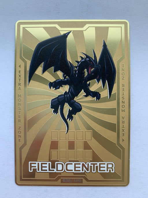 ORICA (Metal Field Center Card) - Red Eyes B. Dragon
