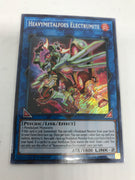 Heavymetalfoes Electrumite / Secret - EXFO-EN098 - 1st