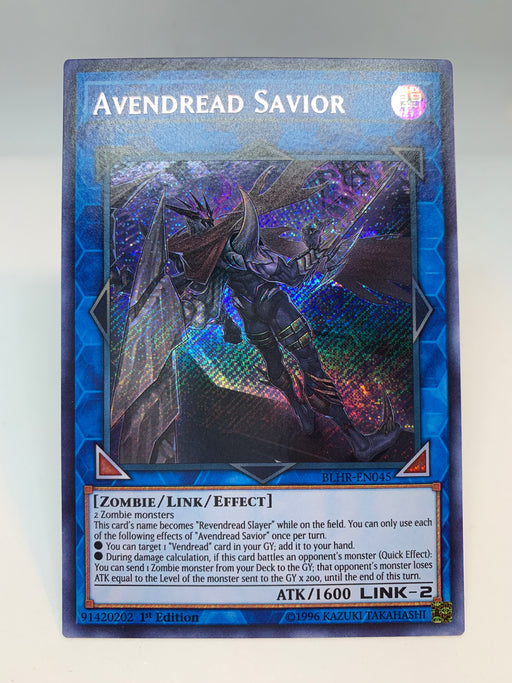 Avendread Savior / Secret - BLHR-EN045 - 1st