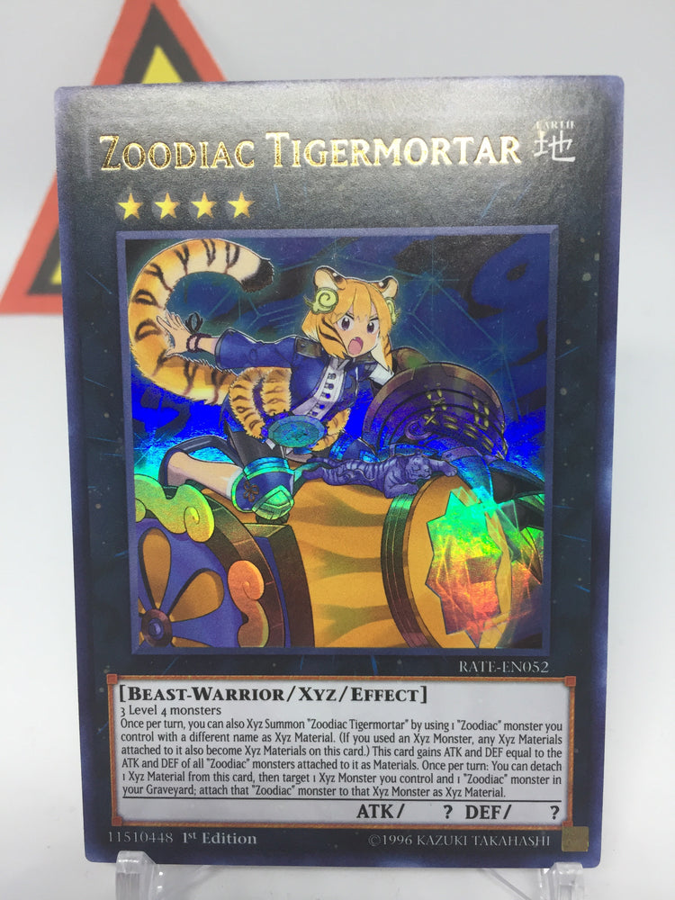 Zoodiac Tigermortar - Ultra - RATE-EN052 - 1st