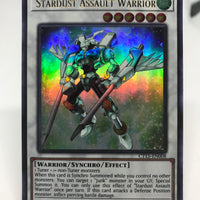 Stardust Assault Warrior / Ultra - CT15-EN008 - Lim