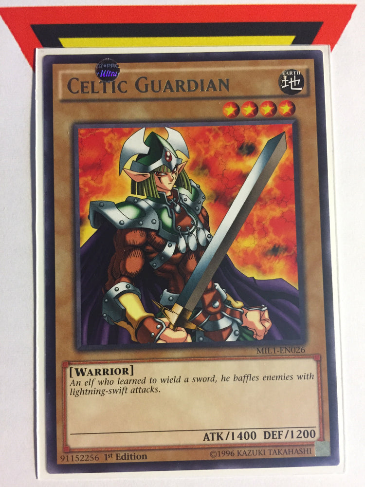 CELTIC GUARDIAN - RARE - VARIOUS - 1ST