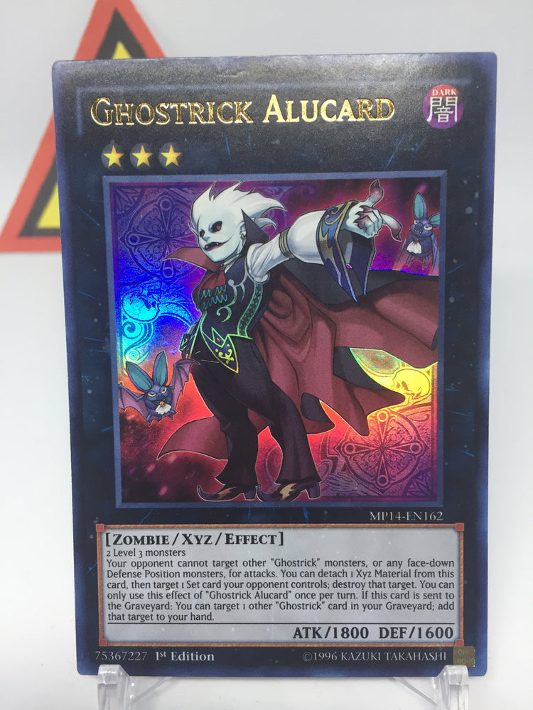 Ghostrick Alucard / Ultra - MP14-EN162 - 1st