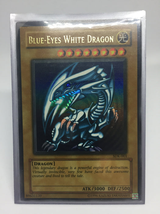 Blue-Eyes White Dragon / Ultra - SDK-001 - MP