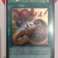 AMORPHAGE INFECTION - SUPER - SHVI-EN063 - 1ST