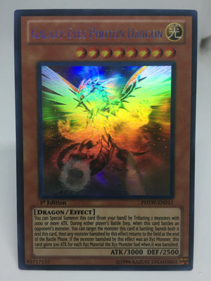 Galaxy-Eyes Photon Dragon / Ghost - PHSW-EN011 - 1st