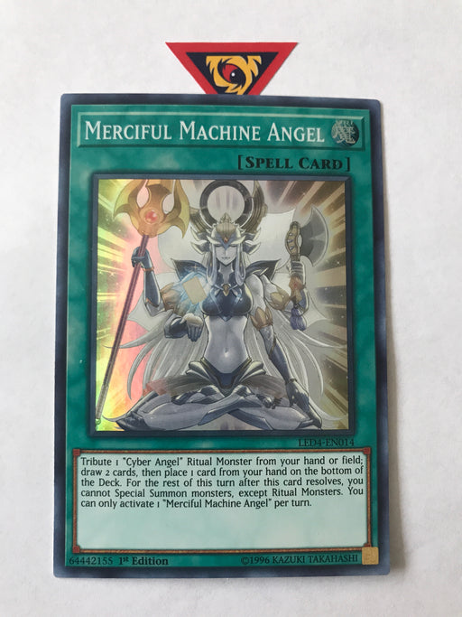Merciful Machine Angel / Super - LED4-EN014 - 1st
