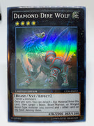 Diamond Dire Wolf / Super - CT10-EN012 - Lim