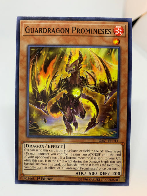 Guardragon Promineses / Common - SAST-EN014 - 1st