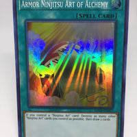 Armor Ninjitsu Art of Alchemy / Super - SHVA-EN027 - 1st
