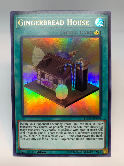 Gingerbread House / Ultra - BLHR-EN004 - 1st