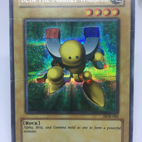 Beta The Magnet Warrior / Prismatic Secret - DOR-002 - MP