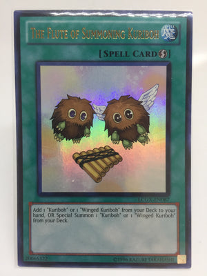 The Flute of Summoning Kuriboh / Ultra - LCGX-EN087
