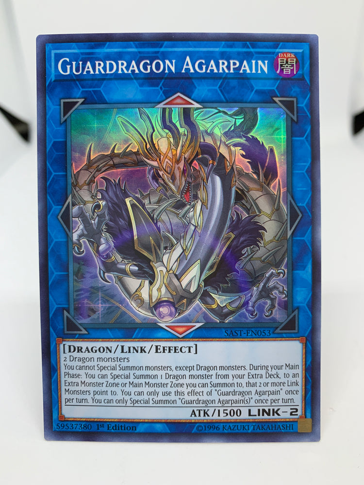 Guardragon Agarpain / Super - SAST-EN053 - 1st