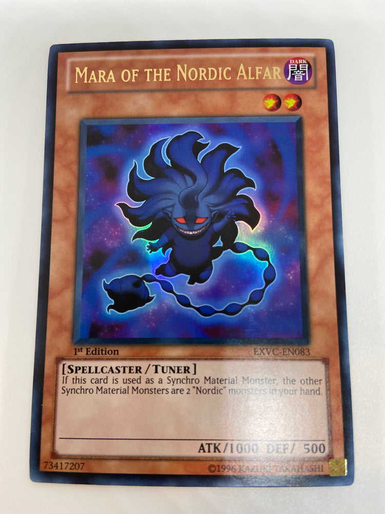 Mara of the Nordic Alfar / Ultra - EXVC-EN083 - 1st