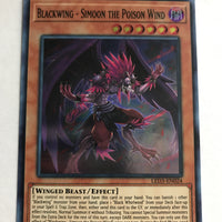 Blackwing - Simoon the Poison Wind / Super - LED3-EN024 - 1st