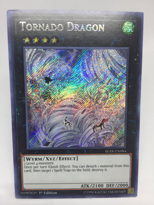Tornado Dragon / Secret - BLRR-EN084 - 1st