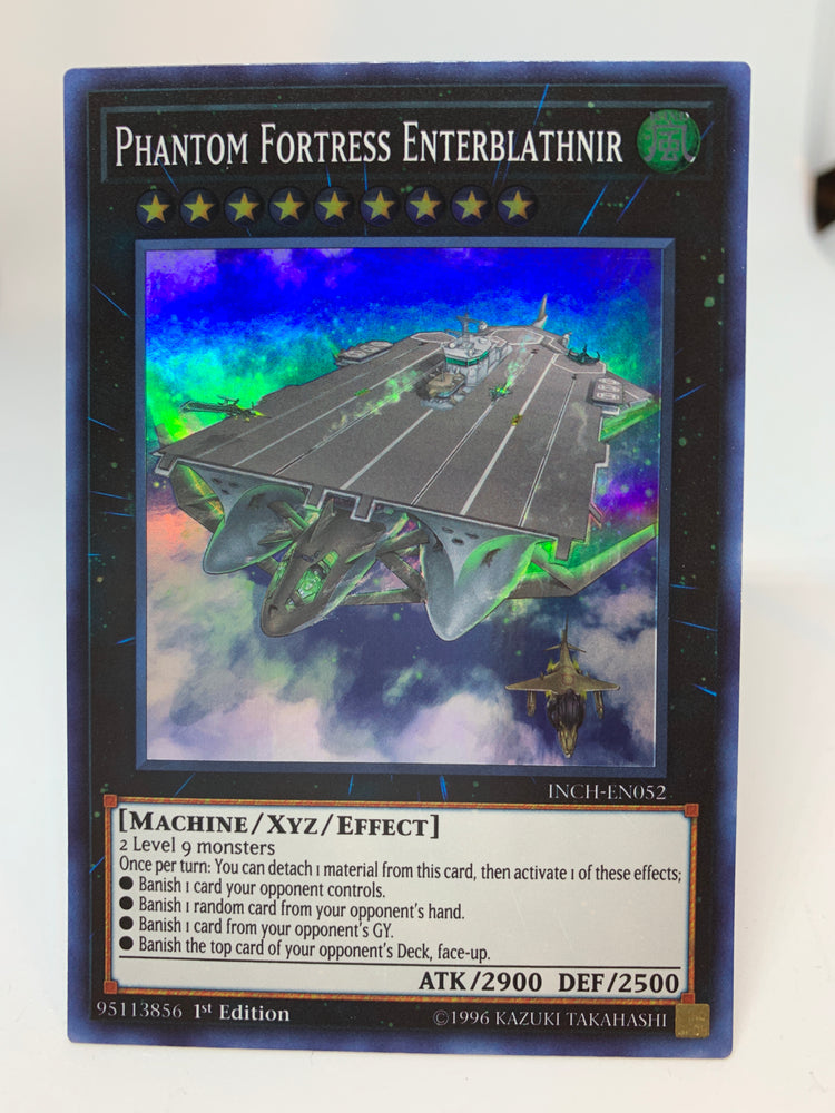 Phantom Fortress Enterblathnir / Super - INCH-EN052 - 1st