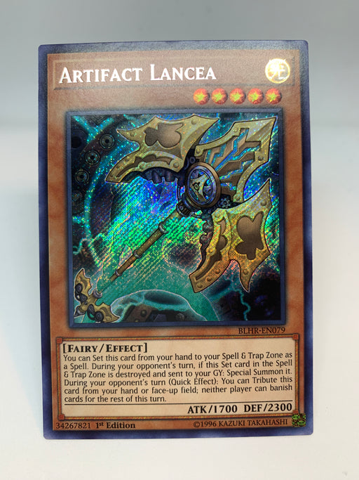 Artifact Lancea / Secret - BLHR-EN079 - 1st