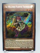 The Weather Painter Thunder / Secret - SPWA-EN033 - 1st
