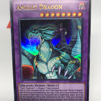 Amulet Dragon - Ultra - DRL3-EN043 - 1st