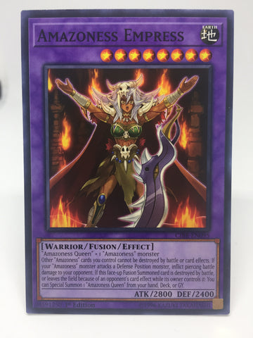 Amazoness Empress - Common - CIBR-EN095 - 1st