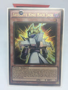 Absolute King Back Jack / Gold Secret - PGL2-EN002 - 1st