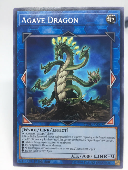 Agave Dragon / Common - SOFU-EN048 - 1st