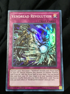 Vendread Revolution - Super - EXFO-EN085 - 1st