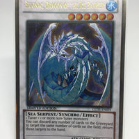 Brionac, Dragon of the Ice Barrier / Gold - GLD5-EN031 - Lim