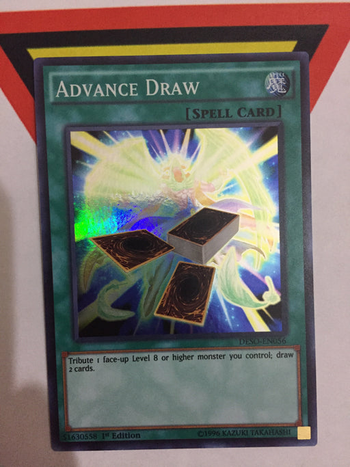 ADVANCE DRAW - SUPER - DESO-EN056 - 1ST