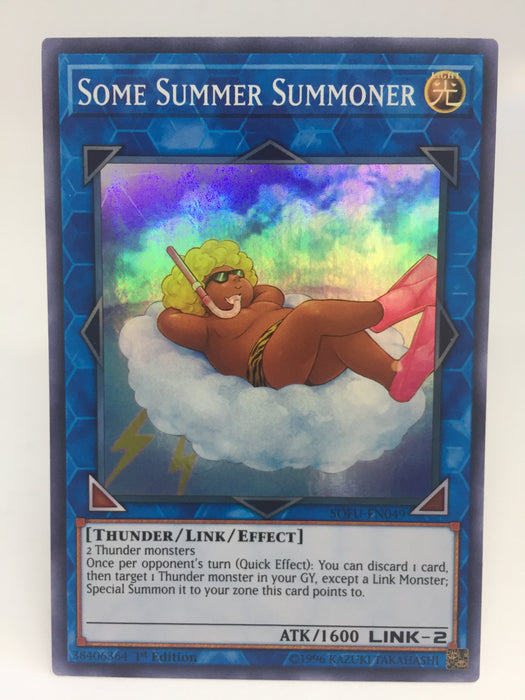 Some Summer Summoner / Super - SOFU-EN049 - 1st/Unl