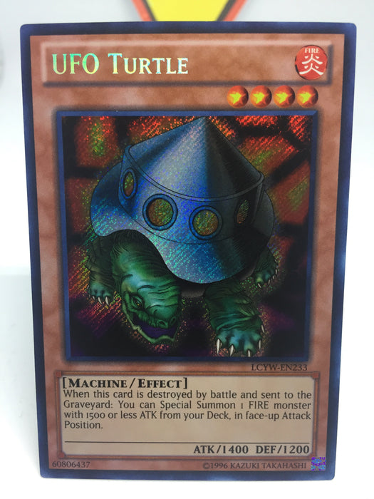 UFO Turtle / Secret - LCYW-EN233 - 1st