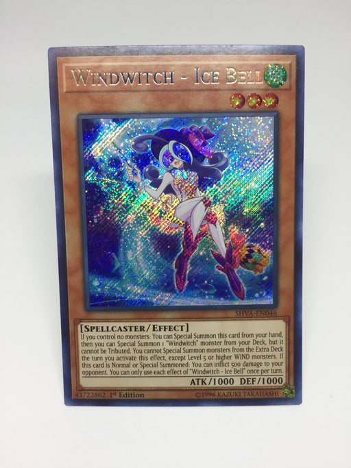 Windwitch - Ice Bell / Secret - SHVA-EN046 - 1st