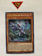 Omni Dragon Brotaur / Secret  - DANE-EN020 - 1st