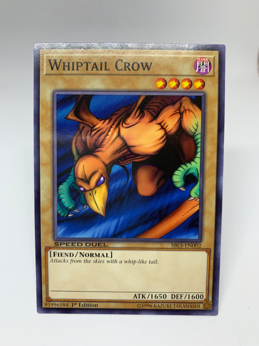 Whiptail Crow / Common - SBLS-EN002 - 1st