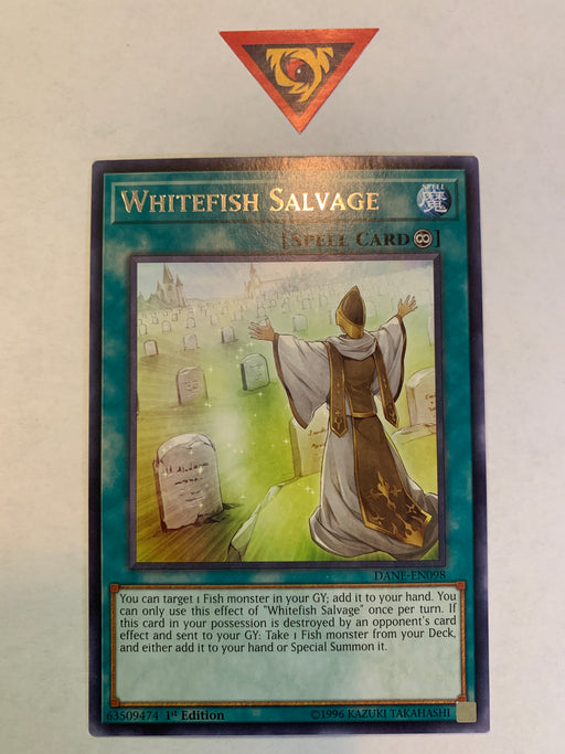 Whitefish Salvage / Rare - DANE-EN098 - 1st