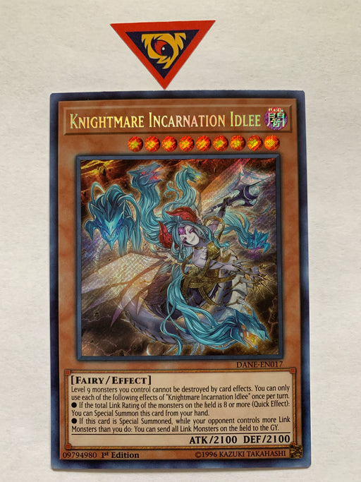 Knightmare Incarnation Idlee / Secret  - DANE-EN017 - 1st