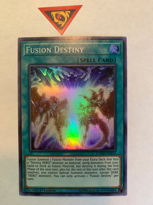 Fusion Destiny / Super - DANE-EN054 - 1st