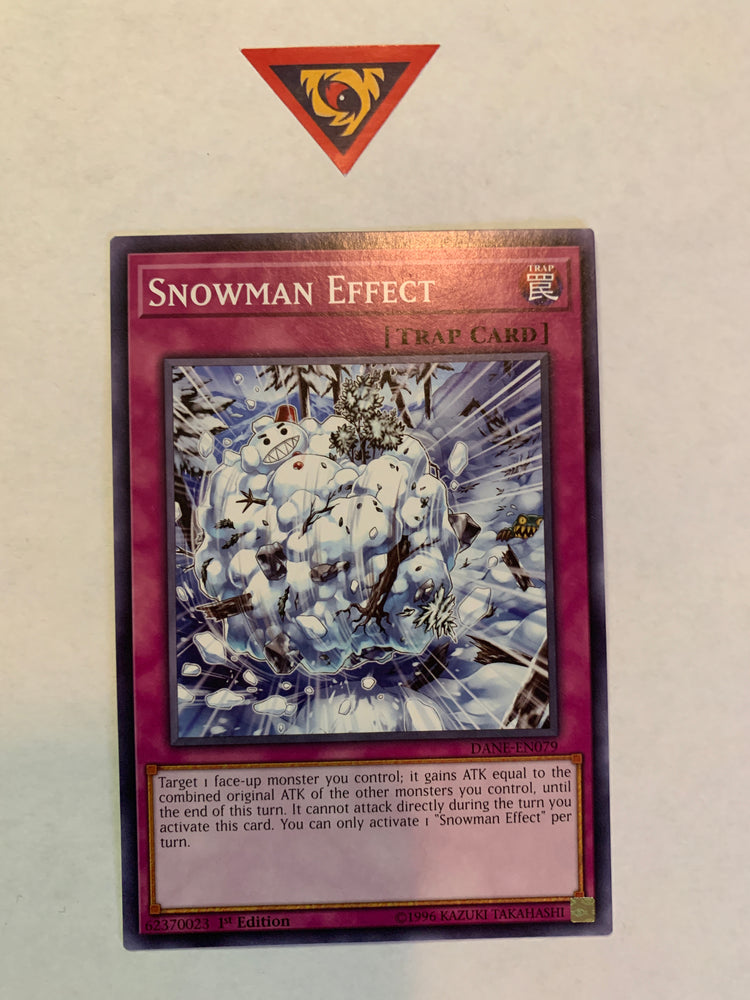 Snowman Effect / Common - DANE-EN079 - 1st