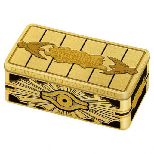 Pre-order - 2019 YUGIOH MEGA TIN GOLD SARCOPHAGUS (Aug 30)