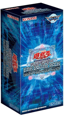 Booster Box: Link VRAINS Pack (OCG)